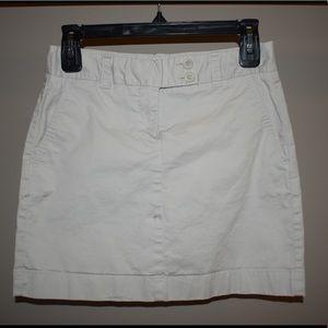 Vineyard Vines Khaki Skirt